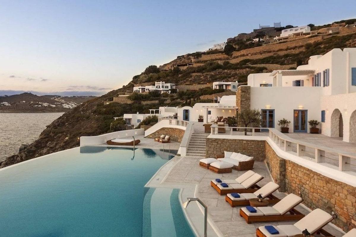 Villa Miracle in Mykonos
