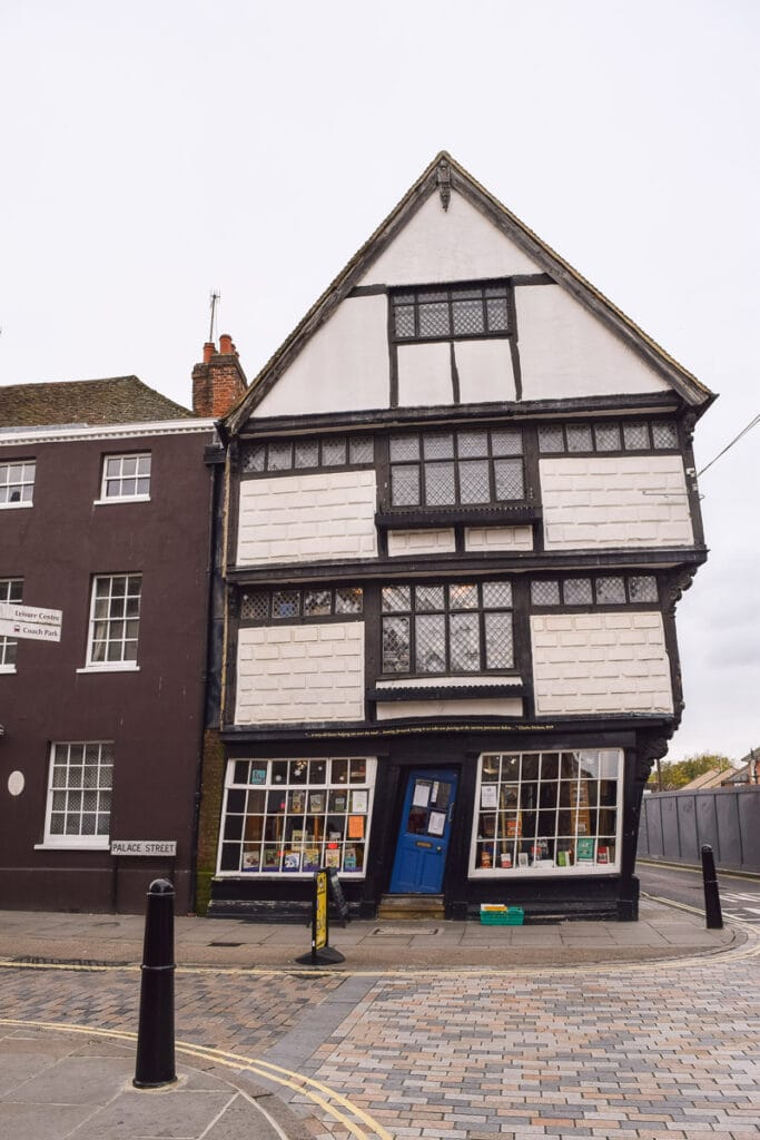 crooked house canterbury