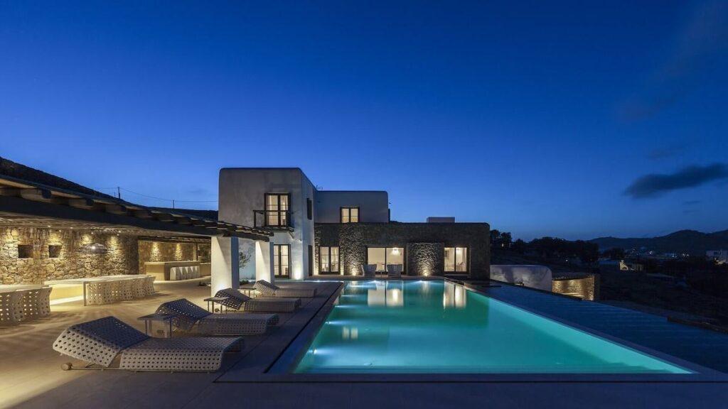 Villa Bios, Mykonos