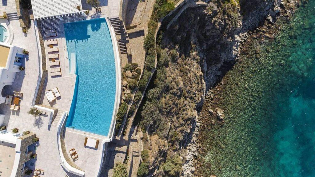 Villa Miracle, Mykonos