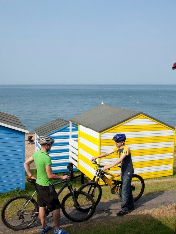whitstable cycling