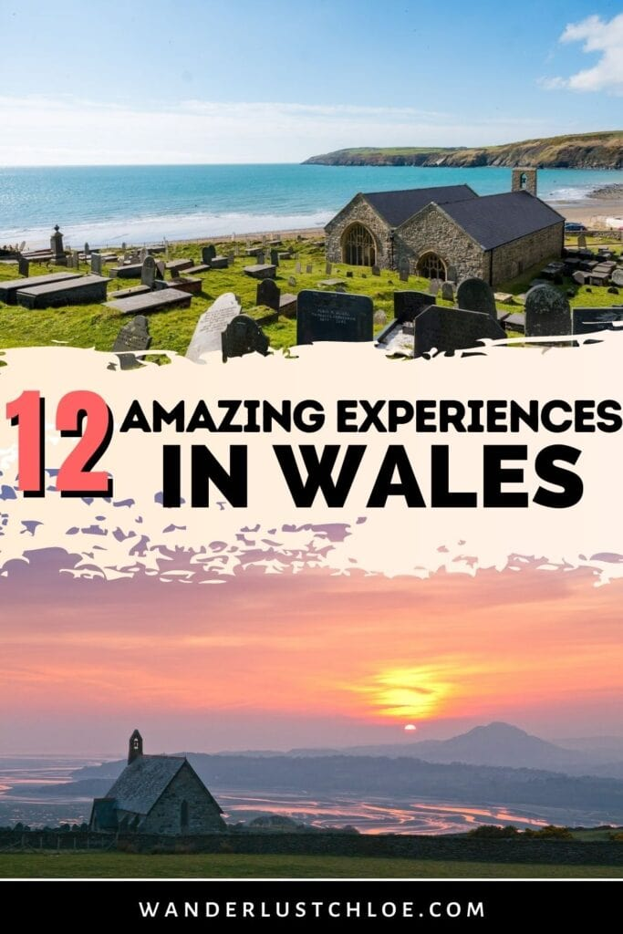 12 experiences that will make you want to visit wales