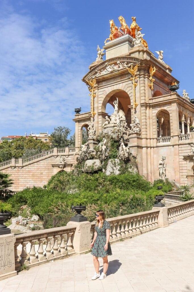 Exploring Parc de la Ciutadella, Barcelona