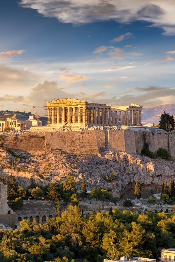 you should definitely visit athens on your 7 day greece itinerary