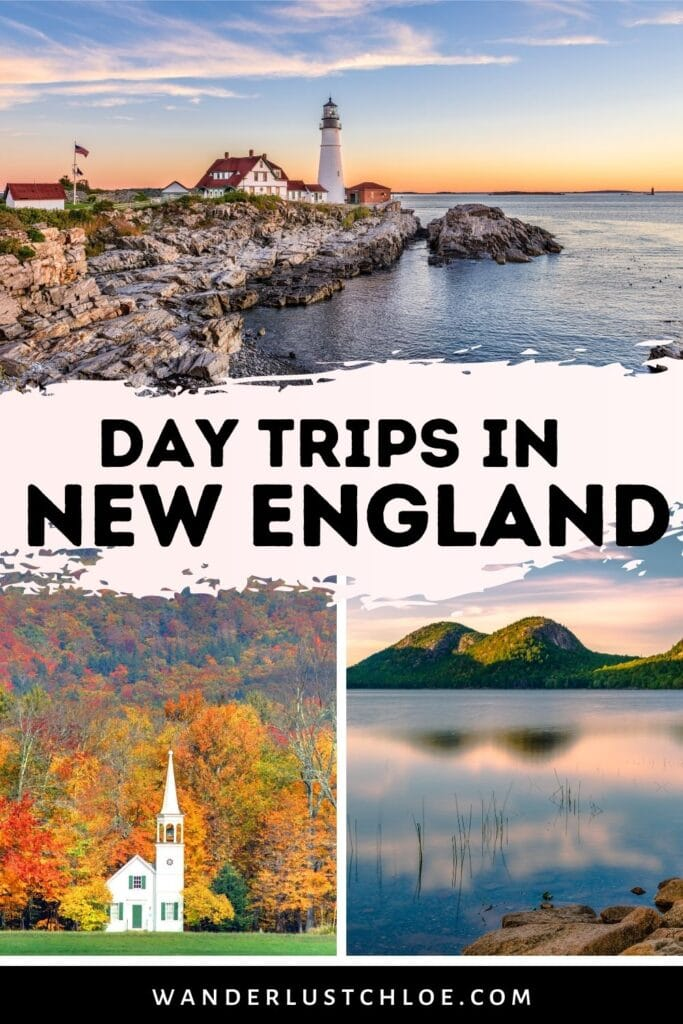day trips in new england