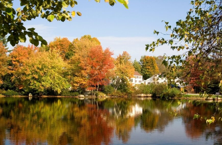 The Best Day Trips in New England