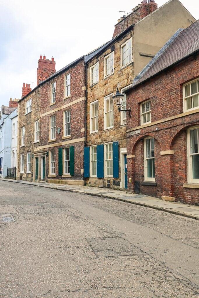 Streets of Durham
