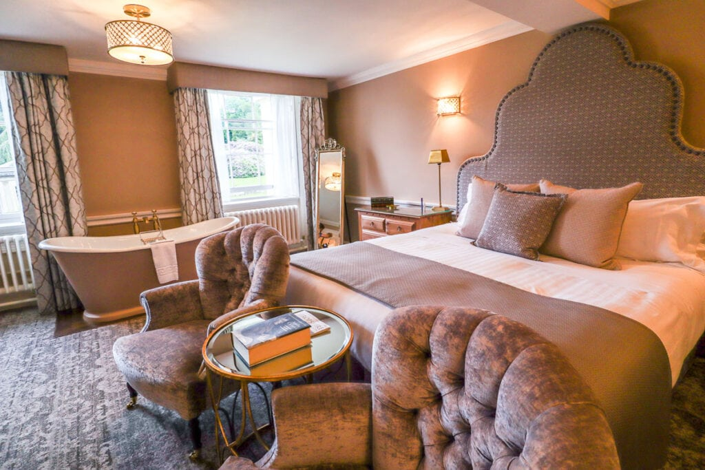The Christie Suite at Hawkstone Hall & Gardens