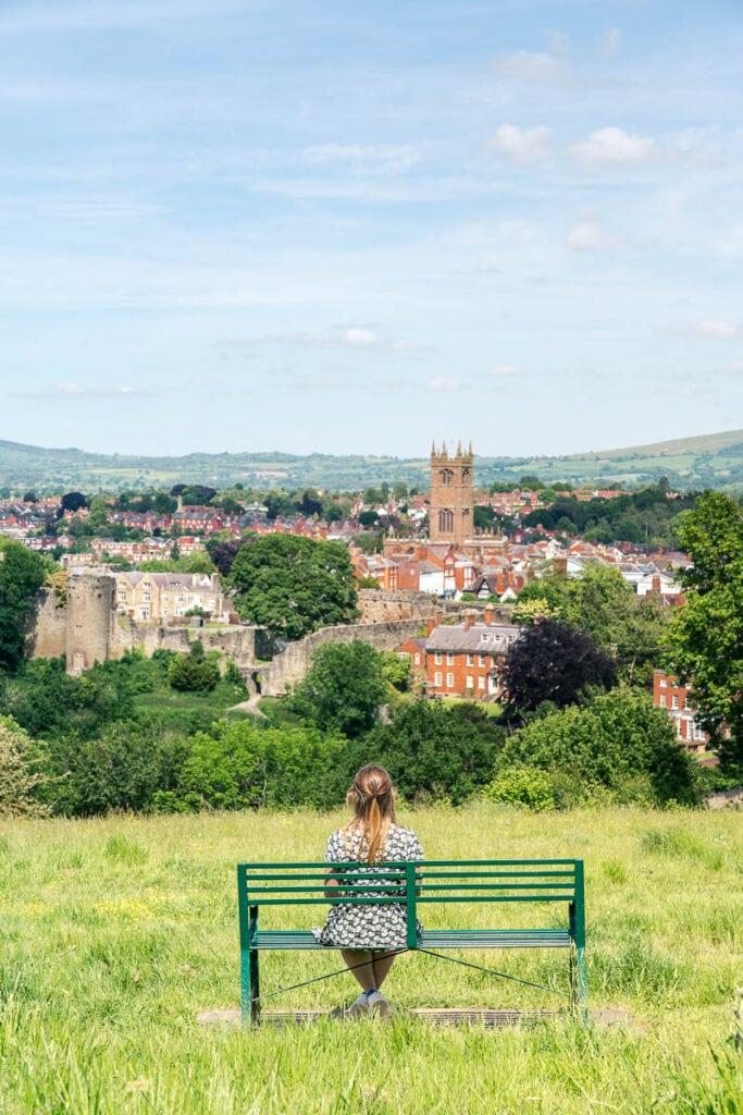 Views of Ludlow