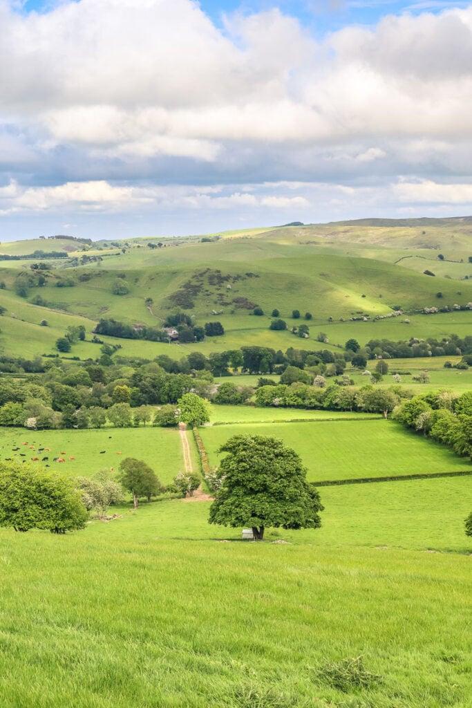The Shropshire Hills