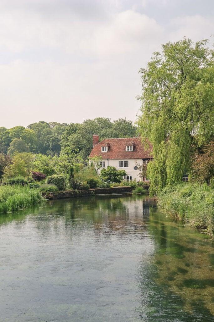 Pretty views in Hampshire