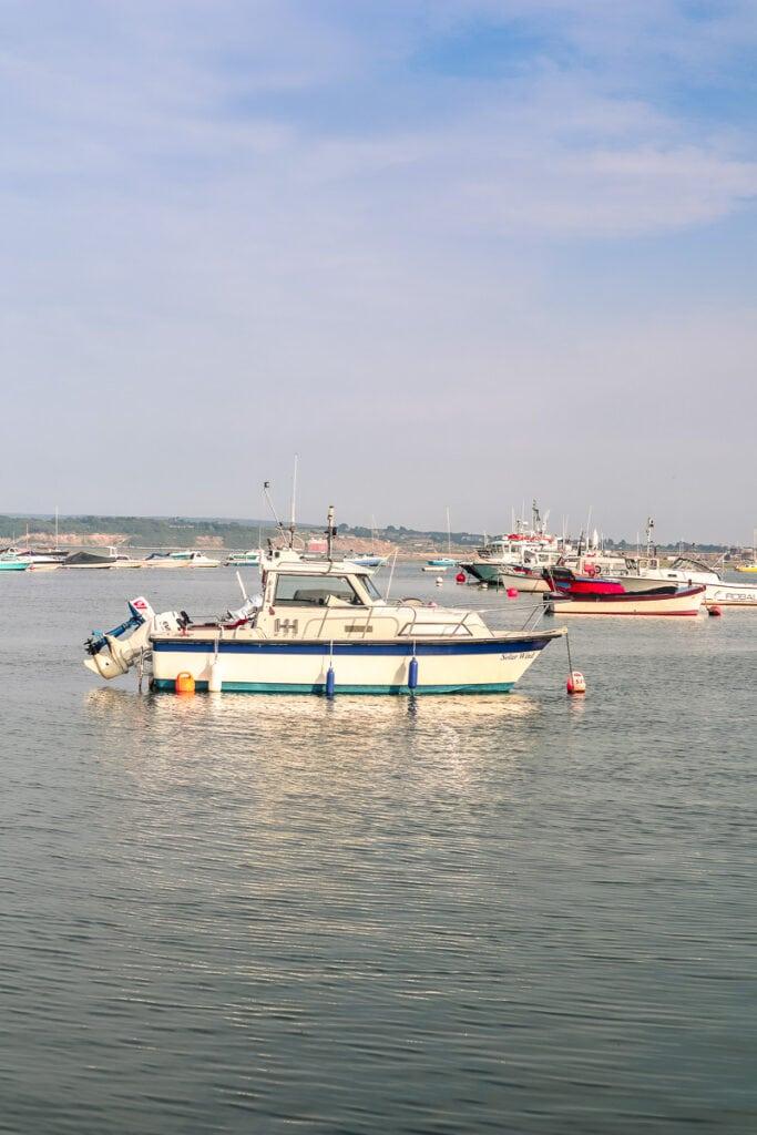 Keyhaven Quay