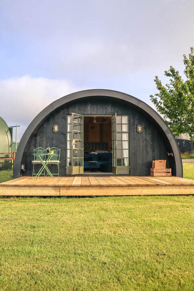The Farley Hangar, Hampshire