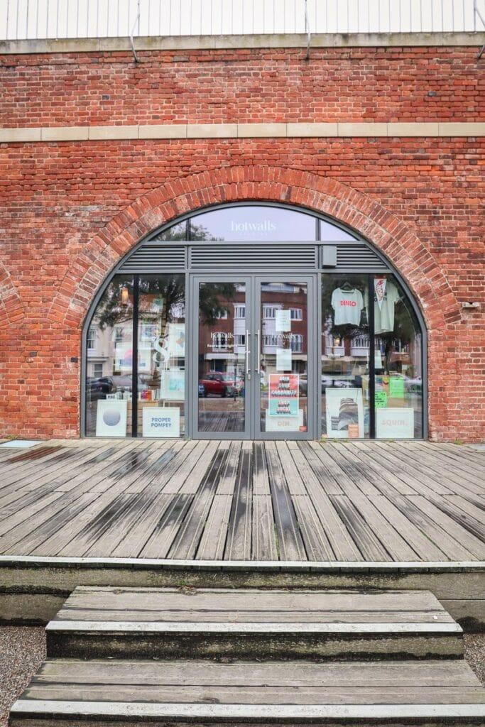 Hotwalls Studios, Old Portsmouth