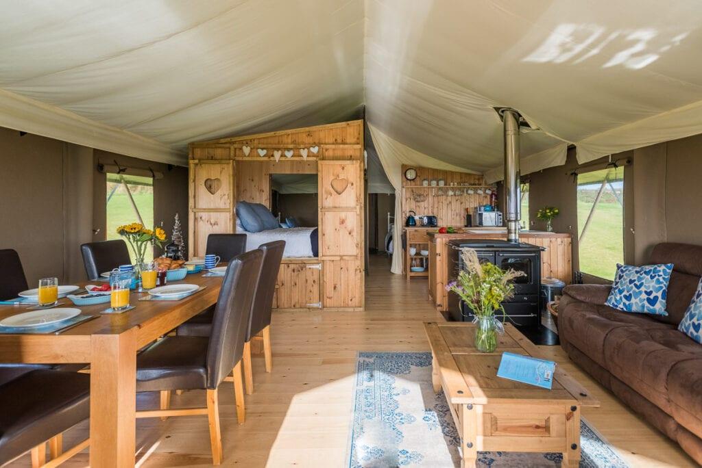 Mount View Horizon Safari Tent