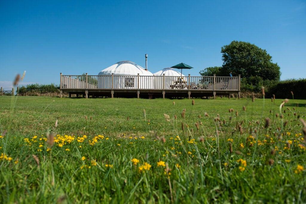 Rosewood Yurt
